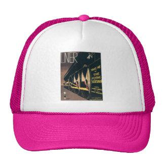 Vintage LNER Railway Trucker Hats