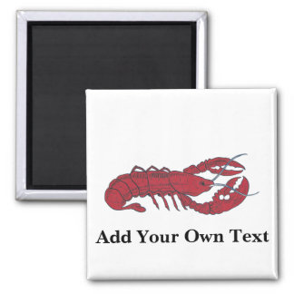 Vintage Lobster Magnet