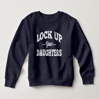 Vintage Lock Up Your Daughters Sweatshirt