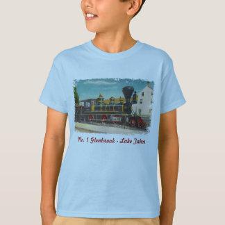 Vintage Locomotive Kid's Shirt
