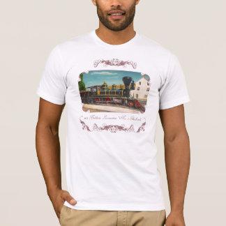 Vintage Locomotive Men's Shirt