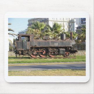 Vintage Locomotive Mouse Mats