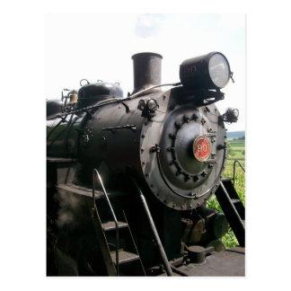 Vintage Locomotive Railroad Train Postcards
