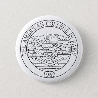 Vintage Logo Badge Button