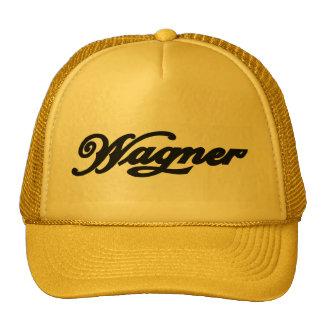 Vintage logo Wagner motorcycles Trucker Hat