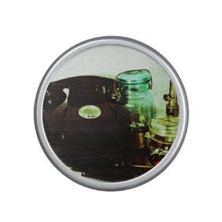 Vintage Lomo Bluetooth Speaker