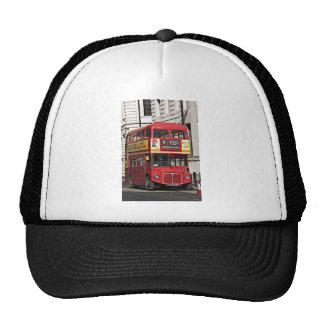 Vintage London Bus Trucker Hat