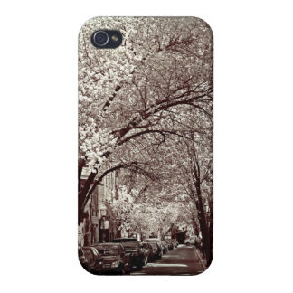 Vintage Look Beacon Hill iPhone Case