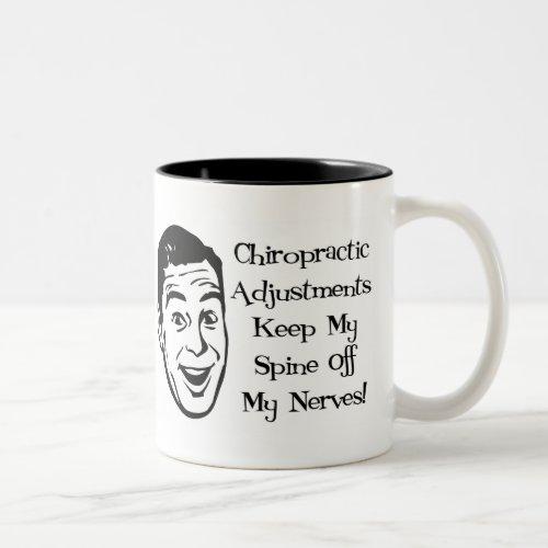 Vintage-Look Chiro Ad 2 Mug