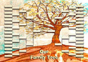 Family tree template gifts on zazzle vintage look custom family tree template poster saigontimesfo