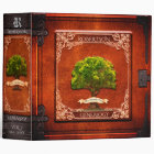 Vintage Look Genealogy Family Tree 3 Ring Binder