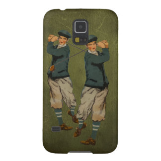 Vintage look Golf 2 Galaxy S5 Case