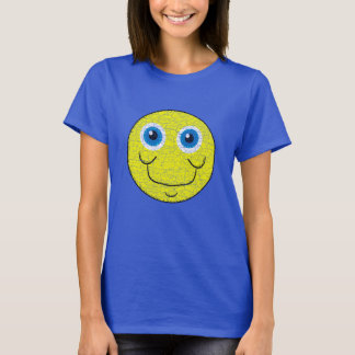 Vintage look Smiley Face shirt