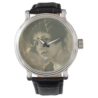 Vintage looking watch 1930s style