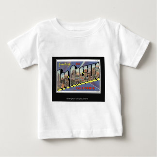 Vintage Los Angeles California Vintage Baby T-Shirt