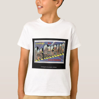 Vintage Los Angeles California Vintage T-Shirt