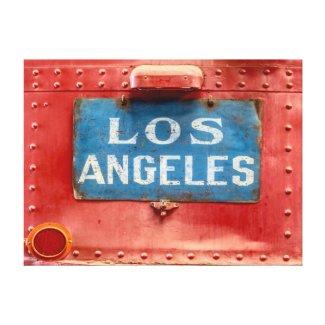 Vintage Los Angeles Sign