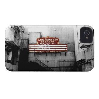 Vintage Los Angeles Theatre Sign iPhone 4 Case