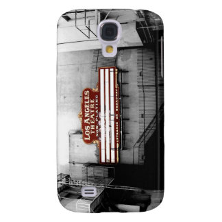 Vintage Los Angeles Theatre Sign Galaxy S4 Covers