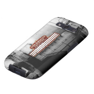 Vintage Los Angeles Theatre Sign Galaxy S3 Covers