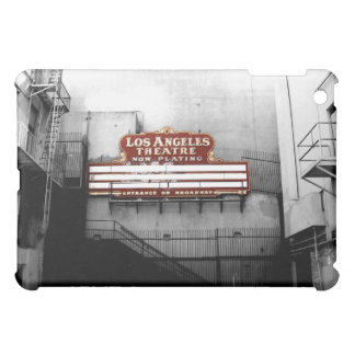 Vintage Los Angeles Theatre Sign iPad Mini Case