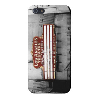 Vintage Los Angeles Theatre Sign Cases For iPhone 5
