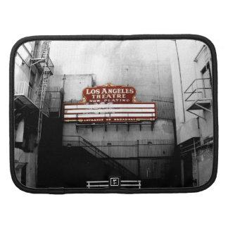 Vintage Los Angeles Theatre Sign Organizers
