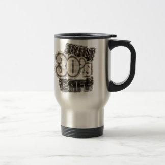Vintage Love 30's Cafe - Mug