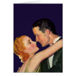 Vintage Love and Romance, Romantic Hollywood Card