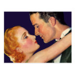 Vintage Love and Romance, Romantic Hollywood Post Card