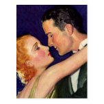 Vintage Love and Romance, Romantic Hollywood Postcards