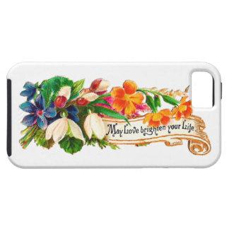 Vintage - Love art iPhone 5 Cases