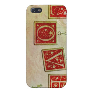 Vintage Love iPhone 5 Covers