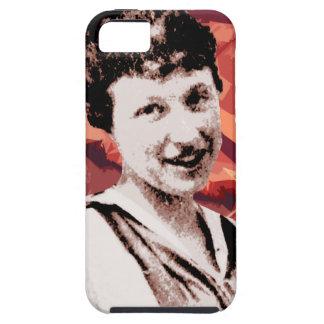 vintage love iPhone SE/5/5s case