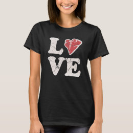 Vintage Love Meat T-shirt