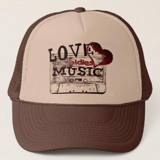 Vintage Love oldies music 2 Trucker Hat