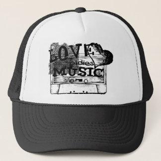 Vintage Love oldies music 3 Trucker Hat