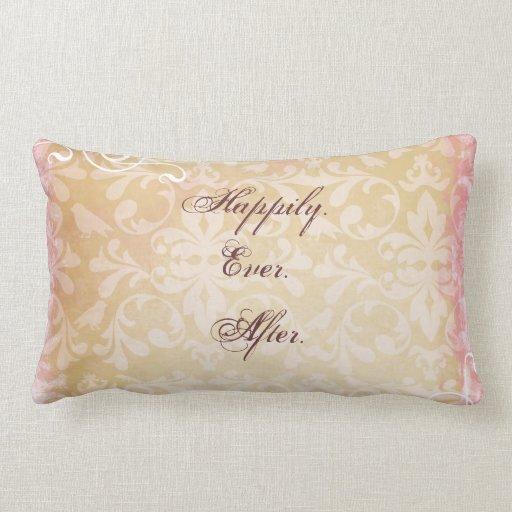 Vintage Love Quote Throw Pillow Throw Pillow