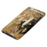 Vintage Love Romance, Art Nouveau, Alphonse Mucha Barely There iPod Covers