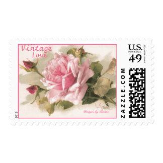 Vintage Love Stamp