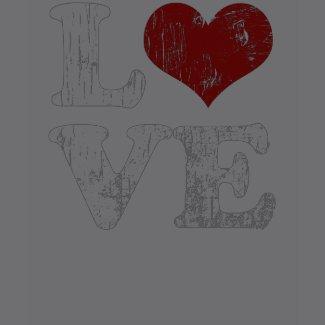 Vintage Love T-Shirt shirt
