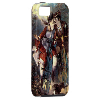 Vintage Lovers Case-Mate Vibe iPhone 5 Case