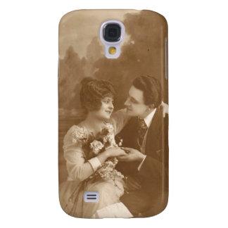 Vintage Lovers Samsung S4 Case