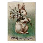 Vintage Loving Easter Greeting Card