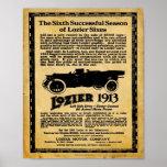 Vintage Lozier Automobile Print