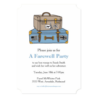 Farewell Party Invitations Wording is good invitations layout