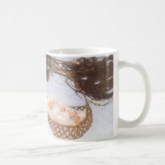 Vintage Lullaby, Rock Bye Baby Jesse Willcox Smith Coffee Mug