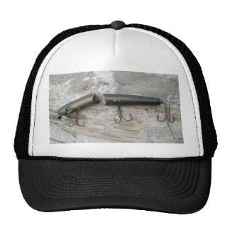 Vintage Lure Series Masterlure Jointed Eel Hat