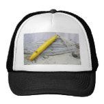 Vintage Lure Series Yellow Goo-Goo Eyes Hat