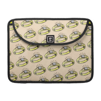 Vintage Luxury Tax MacBook Pro Sleeve